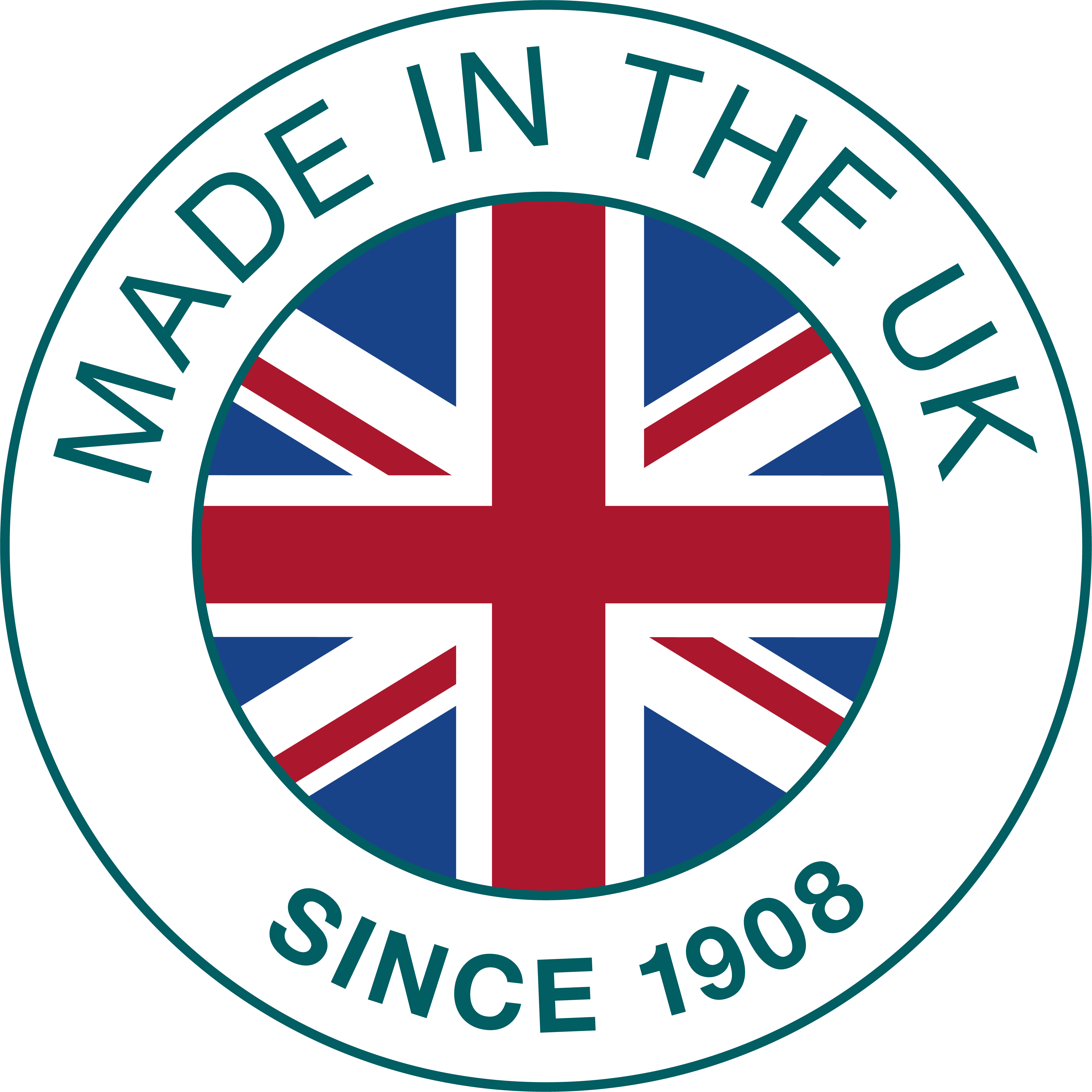 Made in the UK logo