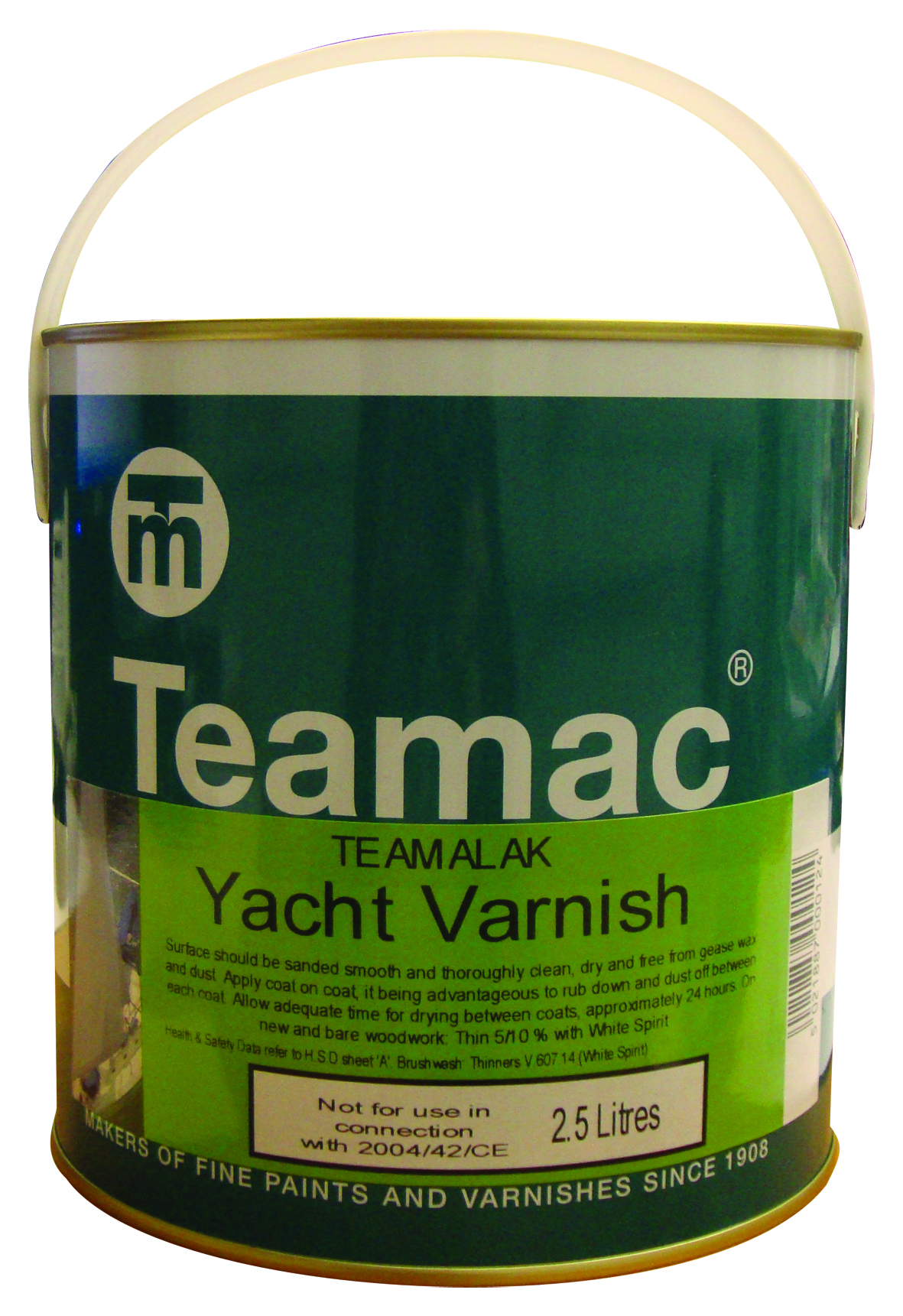 Teamalak Yacht Varnish. For Interior And Exterior Use ...